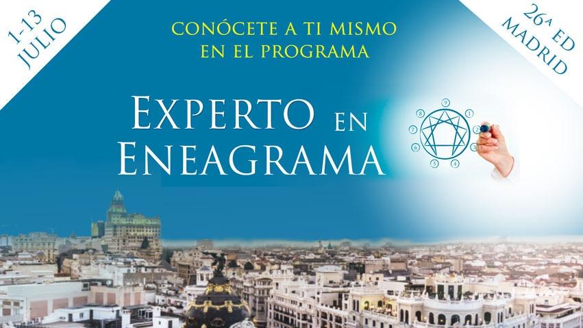 Experto en Eneagrama verano 2019