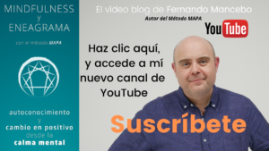 Mindfulness y Eneagrama canal de youtube